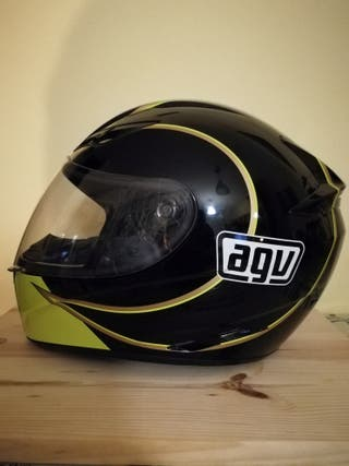 casco agv k4 Valentino Rossi