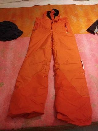 pantalon esqui 13-14 años
