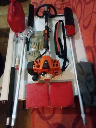 máquina sthil & motosierra&cortasetos&alargador