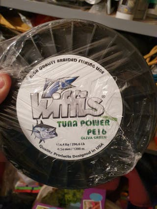 hilo wiffis tuna power 16 pe