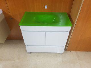 Mueble de baño 80x45 Z016VP