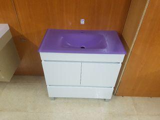 Mueble de baño 80x45 Z016FX