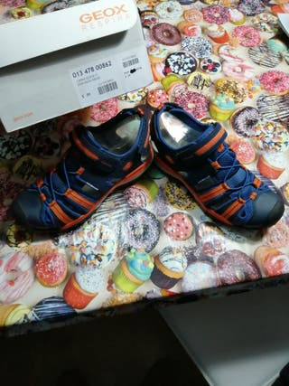 zapatos geox annya rosario