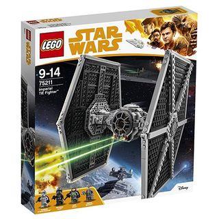 star wars lego 75095 tie fighter