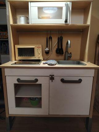 Cocinita Ikea +horno+complementos
