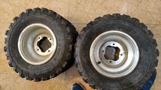 ruedas y llantas quad