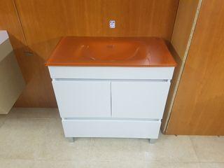 Mueble de baño 80x45 Z016NA