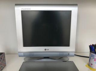 "Monitor LCD Flatron LG 15"""