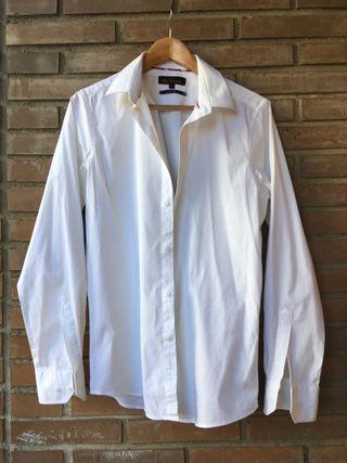 Camisa blanca Ben Sherman de vestir, talla L