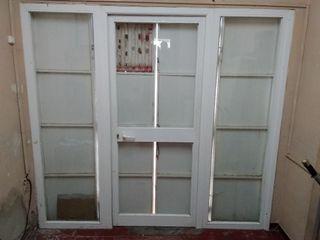 cierre fachada de aluminio cristales climalix