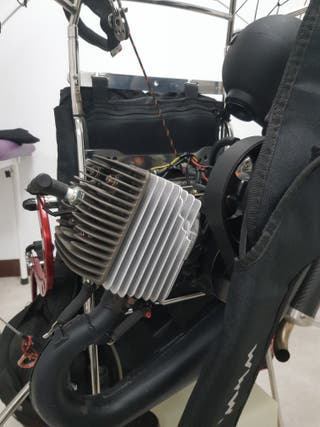 paramotor moster plus 185