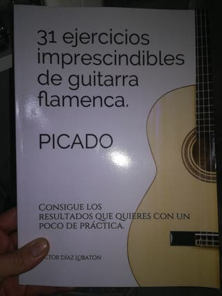 manual de guitarra flamenca.