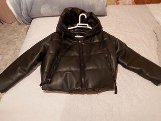 abrigo de zara mujer