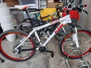 Bicicleta KTM ultra sport