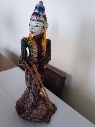 marioneta Tailandesa.