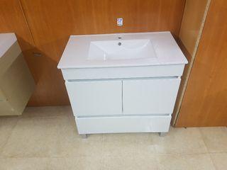 Mueble de baño 80x45 Z016
