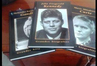 3 biografías
