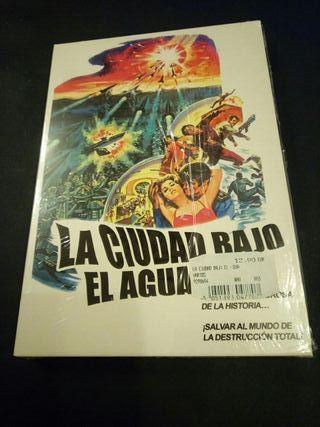 Dvd La ciudad bajo el agua. Edicion especial.