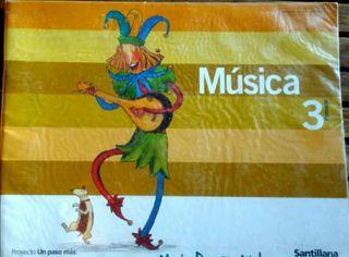3° de Primaria Libro de MUSICA