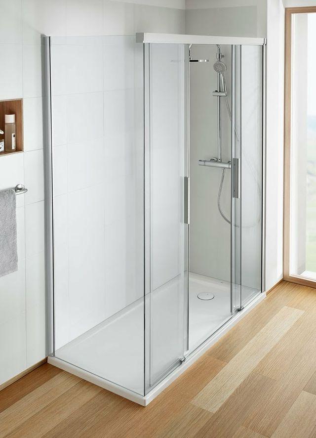 montaje de mamparas de ducha baño desde 39