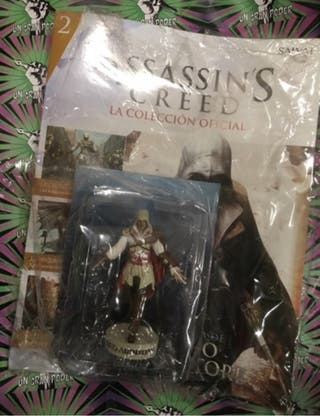 ASSASSINS CREED #02 EZIO AUDITORE