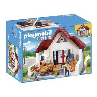 colegio playmobil a estrenar