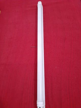 Soporte+florecente de led 9w de 60cm