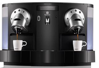Cafetera profesional Nespresso