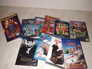 Disney Pack Películas - Calsicos