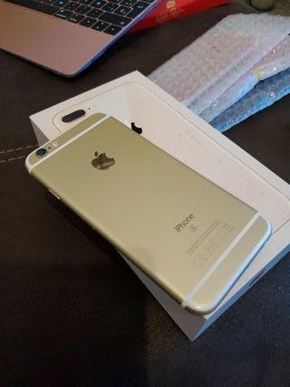 IPHONE 6S ORO 64 GB TODOS LOS MODELOS