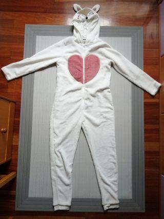 Pijama de conejo