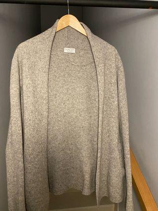 Chaqueta jersey Zara hombre