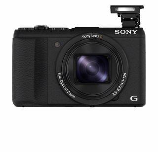 Cámara fotos Sony nueva DSC HX60