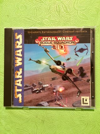 Star Wars Rogue Squadron 3D PC