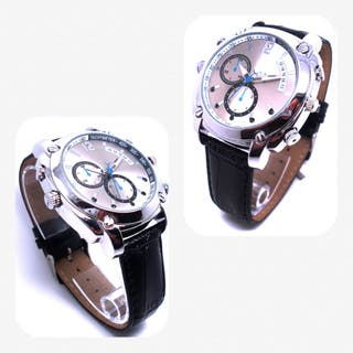 reloj de lujo camara espia de alta definicion