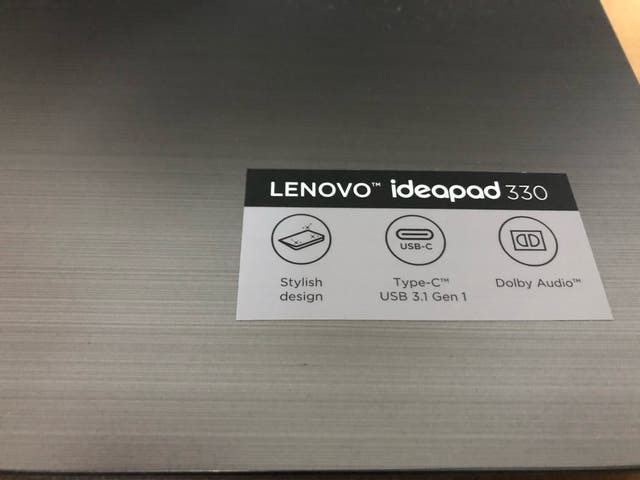 Portatil Lenovo Ideapad 330-15Ikb