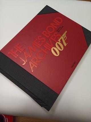 The James Bond Archives 007 Taschen Libro