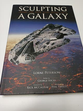Sculpting a Galaxy Libro