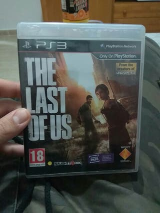 the last of us PS3 PAL uk