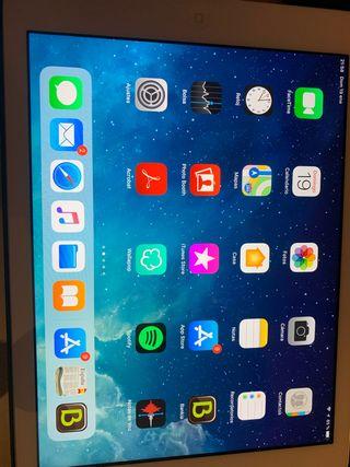 iPad de Usuario con Celular