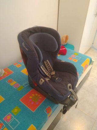 silla römer bebé de 9 a 18kg