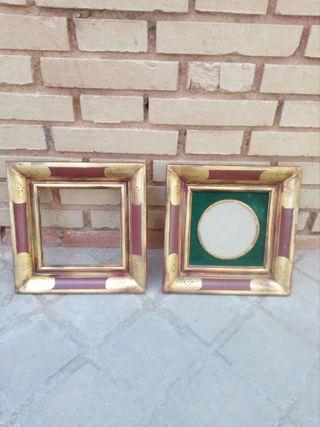 Marcos para cuadros o espejos Vintage años 50/60