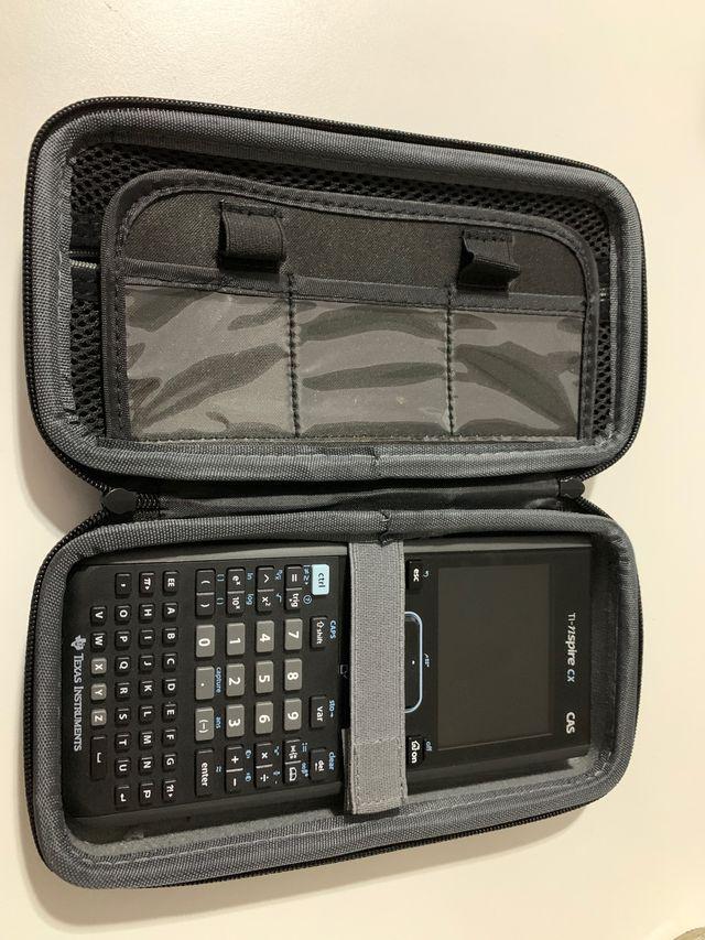 Calculadora científica TI-NSPIRE CX CAS