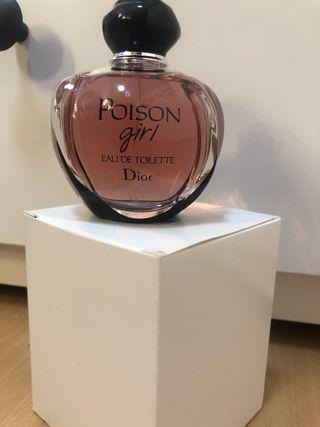 Poison girl edt 100ml