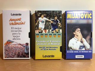 Lote VHS Valencia CF
