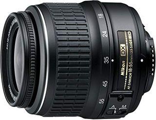 Objectif Nikon AF-P DX NIKKOR 18-55mm neuf