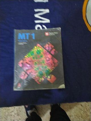 libro de matematicas 1*bachillerato