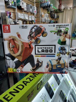 Nintendo Labo a estrenar, de Nintendo Switch