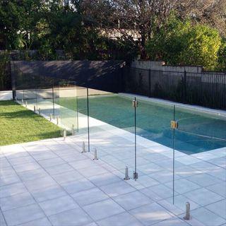 Instalador cristales seguridad para piscinas