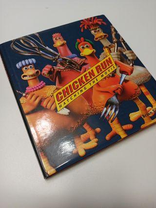 Chicken Run ArtBook Libro Arte